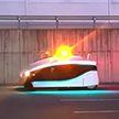 В Финляндии улицы убирает робот-пылесос