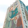 Художник из Испании украсит многоэтажку в Минске современным стрит-артом