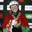Серьёзная заявка белорусских фристайлистов. Александра Романовская новая чемпионка мира