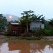 Мощное наводнение привело к значительным разрушениям в Боливии