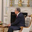 Александр Лукашенко встретился с председателем Сената Парламента Казахстана Касым-Жомартом Токаевым