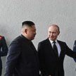 Путин встречается с Ким Чен Ыном во Владивостоке