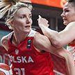 Женская сборная Беларуси по баскетболу уступила команде Польше в  матче квалификации ЧЕ-2021