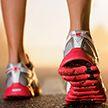 Ученые назвали оптимальное расстояние при ходьбе, беге и езде на велосипеде