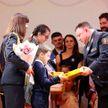 Финалистов республиканской акции «Семья! Служим вместе!» наградили в Академии МВД Беларуси
