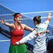 В полуфинале Кубка Федерации белорусские теннисистки сыграют на выезде с командой Австралии