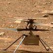 На Марсе впервые запустили беспилотный вертолет