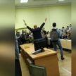 Студент минского вуза призывал к забастовке и оскорблял декана: возбуждено уголовное дело