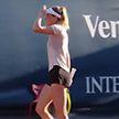 Александра Саснович вышла в четвертьфинал теннисного турнира в Италии
