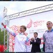 II Европейские игры: «Пламя мира» принимает Березинский биосферный заповедник