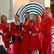 Ведущие телеканала ОНТ приняли участие в благотворительном вечере RED DRESS