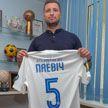 Минское «Динамо» подписало сербского полузащитника Александра Пейовича
