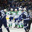 КХЛ: «Динамо» вернулось на Минск-Арену и проиграло «Салавату Юлаеву»