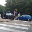 В Польше 19-летняя девушка на Citroen врезалась в Lamborghini Urus стоимостью 270 тысяч долларов