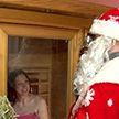 Ажиотаж в гомельских банях: сотни горожан встречают Новый год в стиле героев фильма «Ирония судьбы»