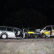 Серьёзное ДТП под Волковыском: столкнулись три машины, виновник погиб