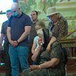 Останки белорусского солдата, погибшего под Псковом, передали родным
