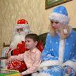 Акция МЧС продолжается: Дед Мороз и Снегурочка расскажут о правилах пожарной безопасности