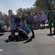 ДТП в Бресте: женщина сбила пешеходов на переходе, есть пострадавшие