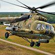 Военный вертолёт случайно выстрелил из пушки в жилой дом в Чите