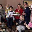 БРСМ организовал праздник для ребят в столичном центре коррекционно-развивающего обучения и реабилитации