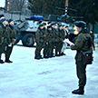Продолжается комплексная проверка боеготовности Вооружённых Сил
