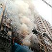 Число жертв пожара в небоскрёбе в Дакке увеличилось до 25