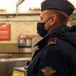 В метро проводят мониторинг соблюдения масочного режима
