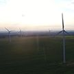 Белинвестбанк построил ветропарк в Лиозненском районе