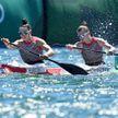 ЧМ по гребле в Копенгагене: белорусский женский экипаж байдарки-четверки выиграл золото