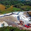 Разрушено 200 метров железнодорожного полотна: грузовой поезд сошёл с рельсов в Чехии