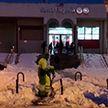 По меньшей мере семь человек стали жертвами мороза в Испании