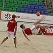 Первый в стране стадион для пляжного футбола открыли в Минске