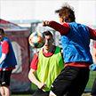 ЧЕ-2020: Сборная Беларуси провела финальную тренировку перед матчем с немцами в отборочном туре