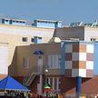 Социальные объекты в Островце получили статус Всебелорусской молодёжной стройки