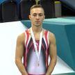 Владислав Гончаров выиграл этап Кубка мира по прыжкам на батуте в Баку