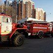 Автобус с пассажирами горел в России (Видео)