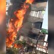 Пожар в торговом центре в Индии: 17 человек погибли