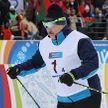 Команда Александра Лукашенко победила в эстафете на «Минской лыжне»