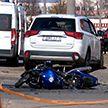 Мотоциклист погиб в районе Партизанского проспекта в Минске