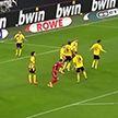 В чемпионате Германии по футболу «Бавария» обыграла «Боруссию»