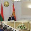 Лукашенко встретился c доверенными лицами