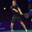 Егор Герасимов уступил в 1/4 финала теннисного «Кубка Кремля»