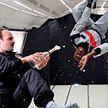 Французы изобрели шампанское для космических туристов