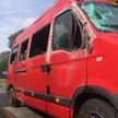 Микроавтобус с пассажирами перевернулся в Барановичах