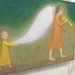«Калядныя званы»: карціны, ад якіх зыходзіць святло