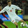 Александр Глеб впервые за два года вызван в футбольную сборную