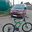 Легковушка сбила 9-летнего велосипедиста в Ветковском районе