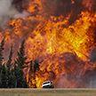 Режим ЧП в Британской Колумбии: лесные пожары угрожают городам