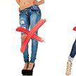 Джинсы, которые превратят вас в провинциалку: 6 признаков устаревших джинсов